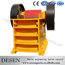 China Great Performance and High Reliable Operation Jaw Crusher for Sale