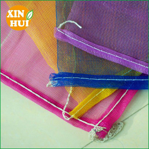 Cheap Price High Quality PP Leno Small Mesh Net Bag For Fruits And Vegetables Packing