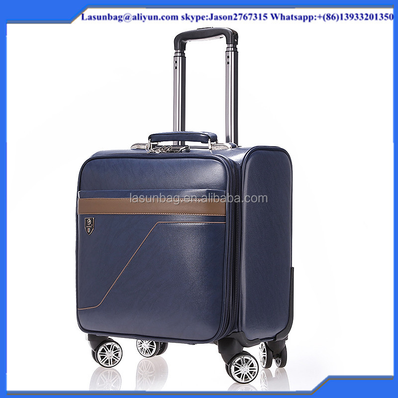 New Design Small Size High Quality Boarding Trolley Luggage Bag