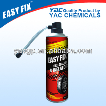 Non-flammable eco friendly tire repair Tire Sealer & Inflator