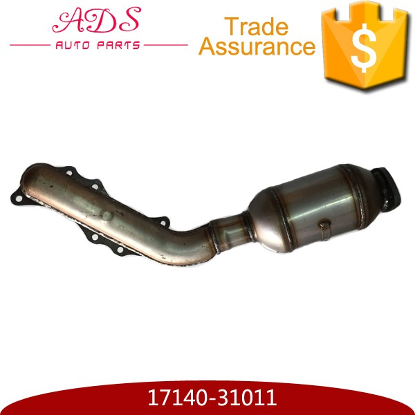High Standard Professional Toyota Exhaust Manifold for Land Cruiser OEM:17140-31010/31011/31250