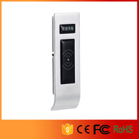 Digital EM gym spa RFID cabinet lock Locker lock with wristband