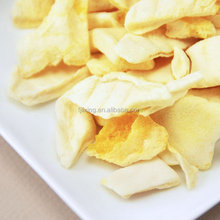 Natural taste mango sliced processing with freeze drying technology