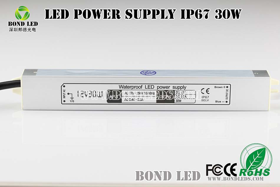 india bis led flood light driver 30w 40w 50w waterproof led driver power supply ip67