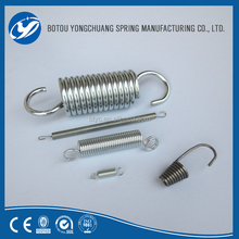 Stainless steel Extension coil springs for swing chair in spring steel