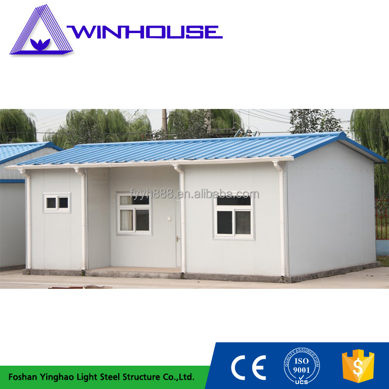 modern design economic prefabricated house living modular apartment