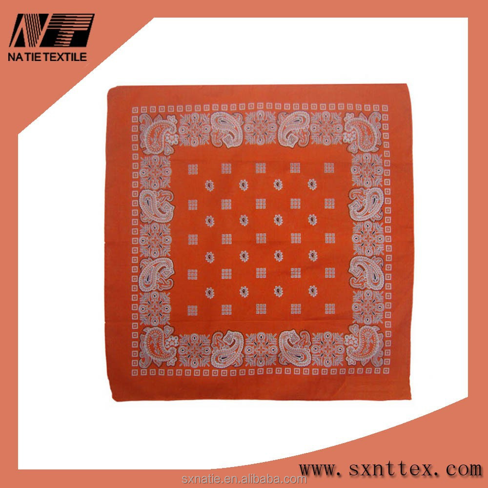 China Supplier Wholesale cheap ladies plain cotton handkerchiefs
