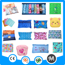 Summer cooling mat cute design ice gel cooling pillow for sale