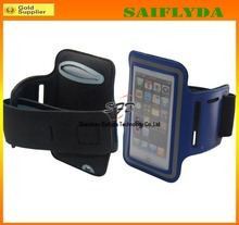 2015 Hot selling Waterproof Sport Armband for Apple Iphone 5 5S 5C ,cell phone armband