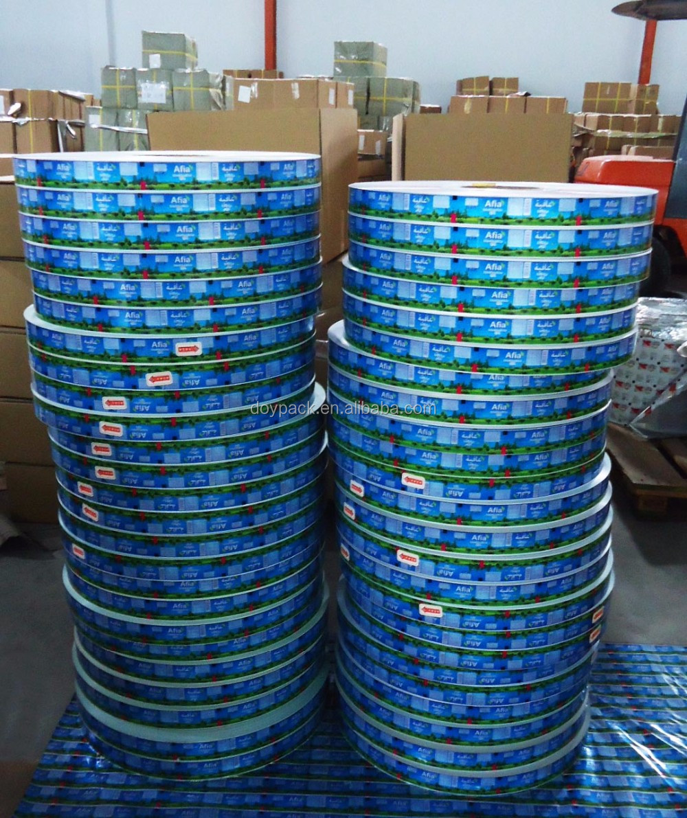 Danqing Cheap disposable printing plastic food packaging film for Snack / Cracker Y1330