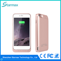 Keep your phone alive 8200mAh external battery case for iphone 6s