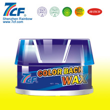 Car Scratch Coating Wax For Car Color Back