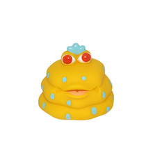 soft plastic animal green bath toy floating rubber frog