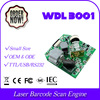 TTL Interface OEM WDL-3001 1D barcode scanner module/Engine