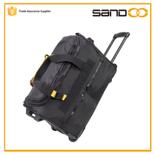 China new 21'' waterproof nylon men travel bag on wheels