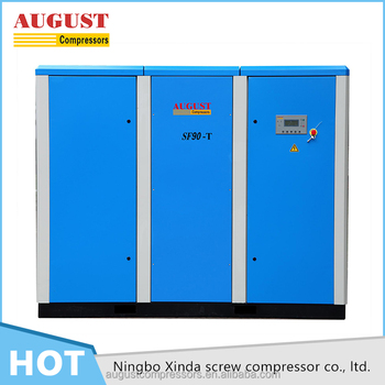 AUGUST germany manufacturer directly high quality screw air compressors