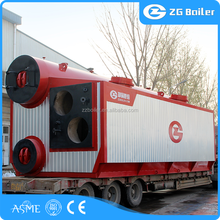 2016 gas/oil (fired) steam boiler / generator
