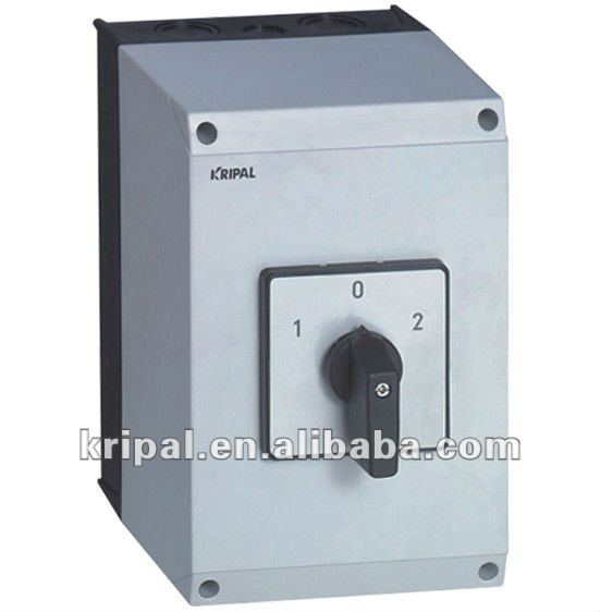 Changeover Cam Switch (CE Certificate)