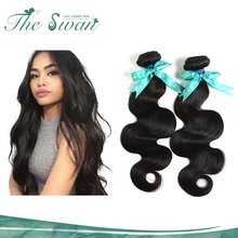 Best quality 9A brazilian body hair loose wave brazilian hair
