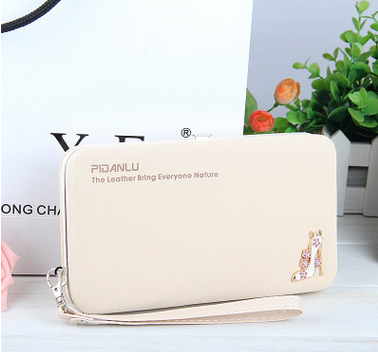 Fashion large space women wallet Lady wallet and purse on sales in Alibaba