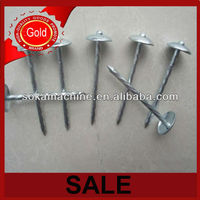 2013 hot sales roofing nails with smooth shank factory sales