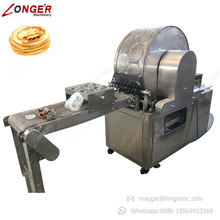 Automatic Injera Spring Roll Making Machine Crepe Machine