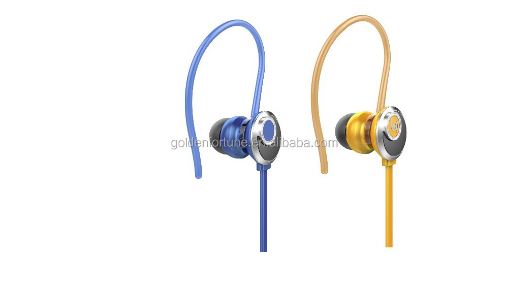 Top Quality in ear Earphone for mobile phone a MP3 /MP4 sport headphone