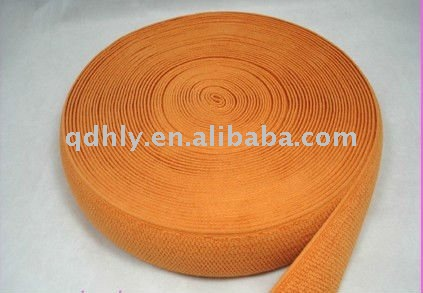 High quality cotton elastic band