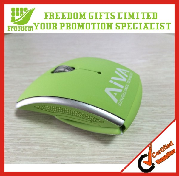 Giveway Fashion Customized Folding High Quality Wired Mouse