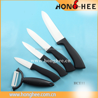 Kitchen Design Ceramic 5Pcs Knife Set
