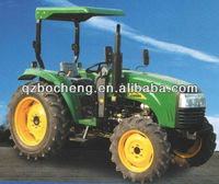 4WD 55hp Medium Farming Tractor BC554