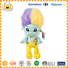 China Supplier Soft Plush Toys Alien Doll Toy