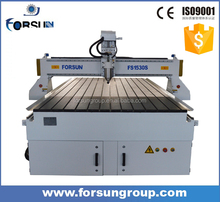 CE provided in China cnc milling machine 3 axis advertising cnc machine 1224 for wood