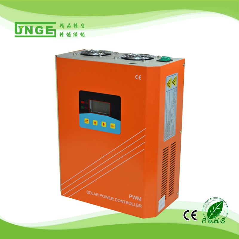 high efficency new design solar charge controller 200A 24V 48V 96V 110V 220V with USB