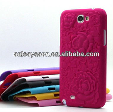 For Samsung Galaxy Note 2 N7100 mobile phone case