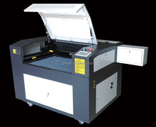 GH-6090 co2 laser cutting machine acrylic, MDF, penelope