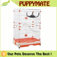 Hot sale multifunctional Dog Crate, Dog Cage, cat /mouse cage Dog House with toilet