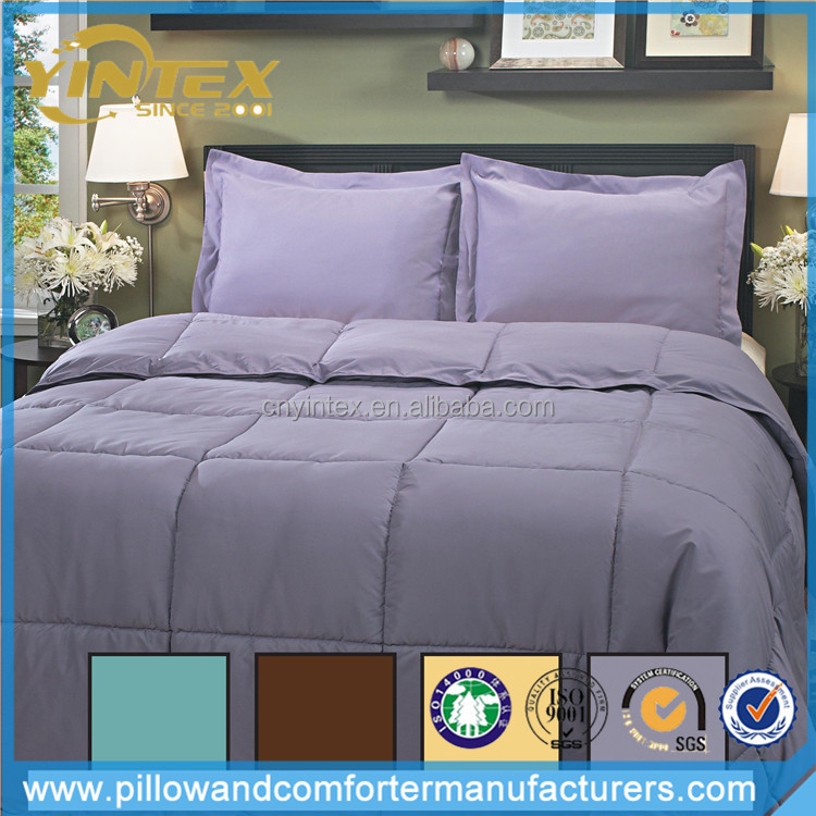 China wholesale 80gsm queen size 100% polyester microfiber quilt duvet cover set
