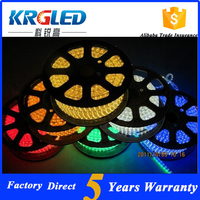 led strip light decorate sports slim led flexible rope light factory 2835