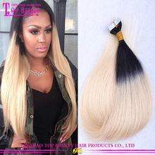 Color #1b/27 peruvian ombre remy tape hair extensions wholesale cheap tape hair extensions