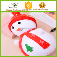 snowman doll for christmas decoration fancy gifts for baby