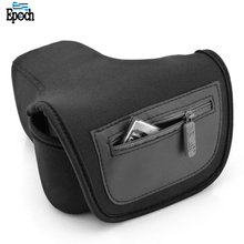 Wholsale good quality vintage casual neoprene waterproof camera case,lightweight camera pouch