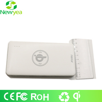 hot sale qi fast wireless power bank for Iphone sumsung s7