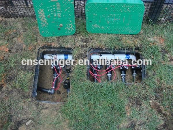 6 Quot Irrigation Plastic Valve Box Buy Vb708 Valve Box
