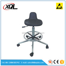 High quality stool lab stainless steel cleanroom antistatic esd chair