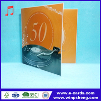 Best qualityAudio greeting card voice recordable