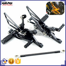 ARS-R1/99 High Performance CNC Adjustable Front Rider Foot Pegs for Motorcycles for Yamaha R1 99-01