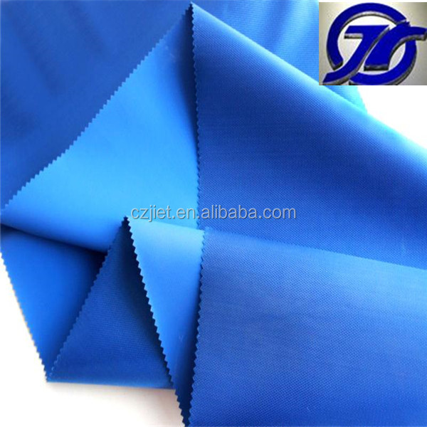 polyester gabardine fabric cloth with pu coated suppliers