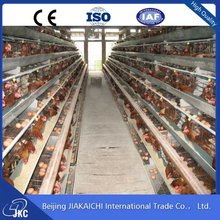 China Express Chicken Floor Raising Cages For Poultry Farm Multi-tier Laying Chicken Cage
