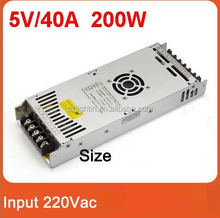 alibaba co uk 5v 40a 50a 60a led transformer,led display power supply,AC/DC switching power supply